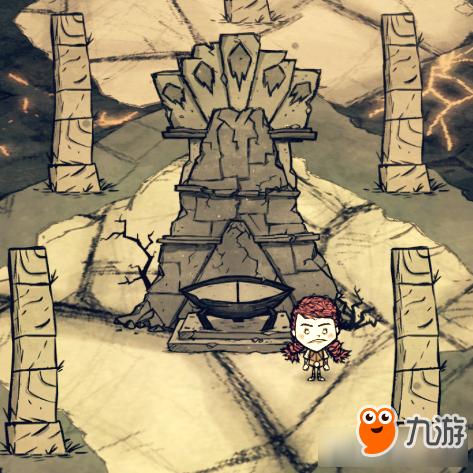 《饥荒海难》火山祭坛有什么用 火山祭坛作用详解