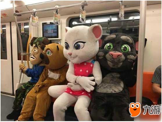 周年盛典蓄势待发 《汤姆猫跑酷》确认亮相CJ2017