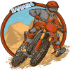 Motorcross dirtbike racing sahara safari怎么下载