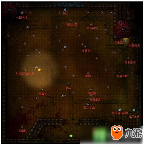 地下城堡2地下水道钥匙在哪 地下水道钥匙怎么获得