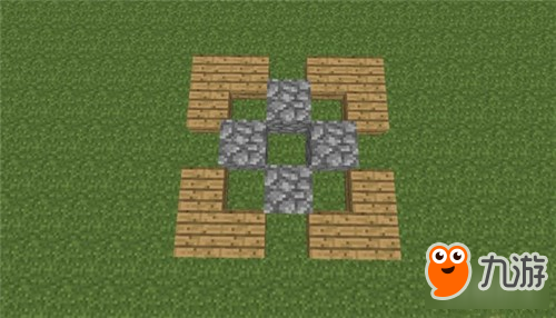 我的世界中国版空岛生存前期刷石机建造攻略