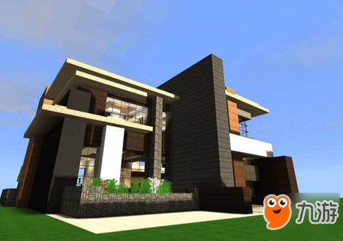 迷你世界房子设计图 迷你世界别墅制作方法