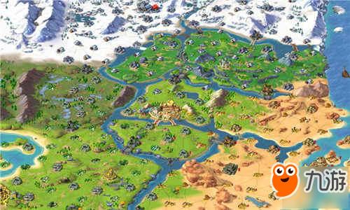 后旗胜利农场地图