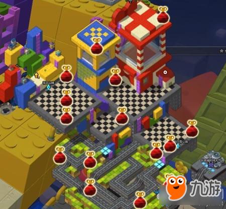 发条炸弹 所在地图:玩具城游戏厅 分布地点: 冒险岛2新手必看 小游戏