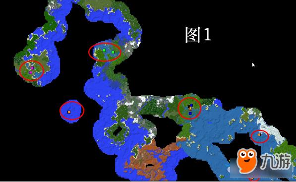 《我的世界》小地图及地图使用方法