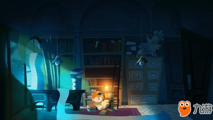 魔法喷泉背后的秘密 《愿望小偷》2017年秋季上线