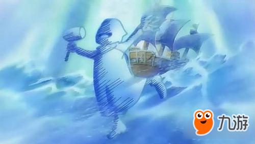 伟大航路最神秘生物揭秘 《航海王强者之路》船精灵上线