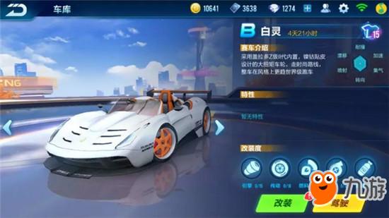 QQ飞车手游B车选择攻略 游戏B车哪辆好?