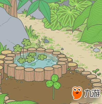 旅行青蛙三叶草怎么获得?
