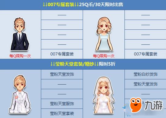 《QQ飞车》十周年庆典之夜 周末极品特卖登场