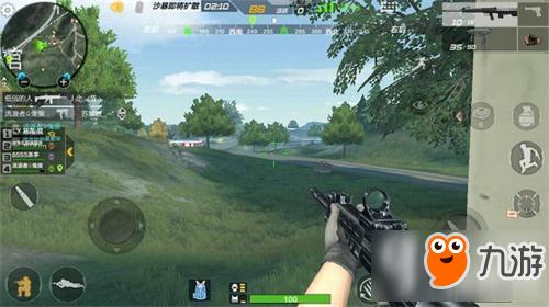 逃离沙暴心得分享,在新版本的荒岛特训中,地图的增大会让一些玩家致力
