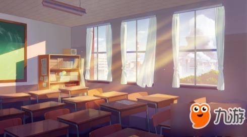 電擊文庫零境交錯遊戲場景圖曝光 美好的校園