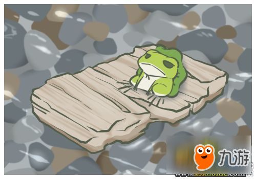 《旅行青蛙》明信片怎么保存