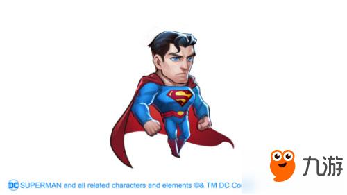 用钢铁之躯保护这个世界 《小冰冰传奇》正版授权超人登场