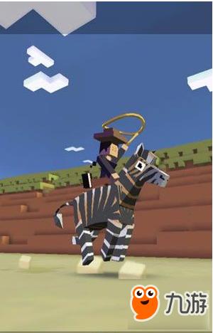 疯狂动物园黄铜斑马驯服方法