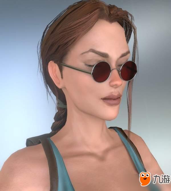 Unity引擎重制《古墓丽影3》模型更新劳拉36D更逼真