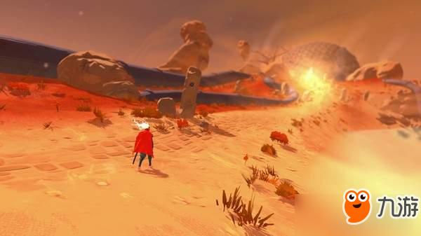 《Furi》下周登陆Switch 令人上瘾的快节奏独立游戏