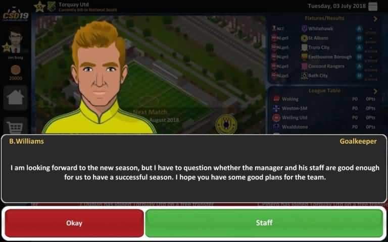 足球俱乐部经理19好玩吗 足球俱乐部经理19玩法简介