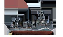 《战舰世界闪击战》S系驱逐舰大全 S系驱逐舰图鉴介绍