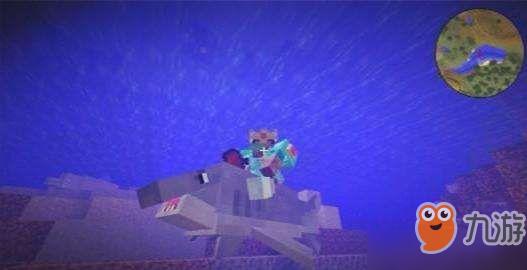 我的世界有哪些海洋玩法好玩?四种玩法推荐[多图]