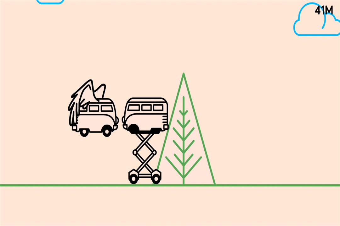 疯狂巴士跑酷好玩吗 疯狂巴士跑酷玩法简介