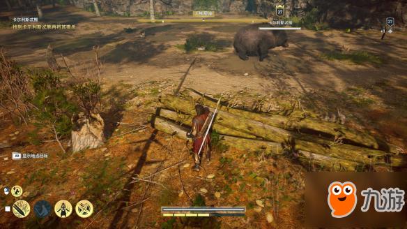 《刺客信条奥德赛》传奇动物打法技巧攻略教学 传奇动物猎杀教程