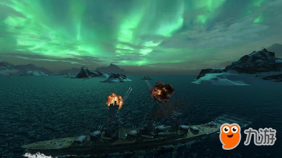 《战舰世界闪击战》今日全平台下载开启