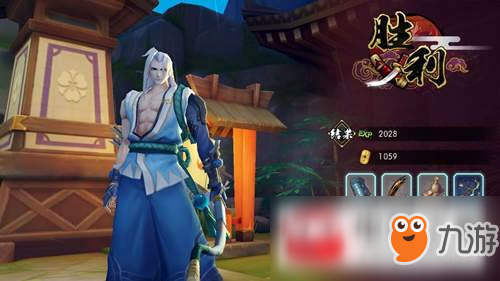 侍魂胧月传说武道值提升方法介绍