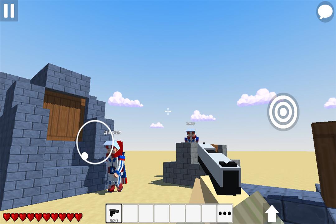 迷你像素射击沙盒世界好玩吗 迷你像素射击沙盒世界玩法简介
