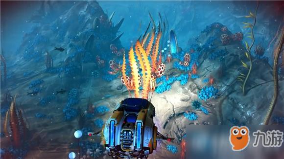 《无人深空》发现一颗上百名玩家来过的星球「可能不止上百名」
