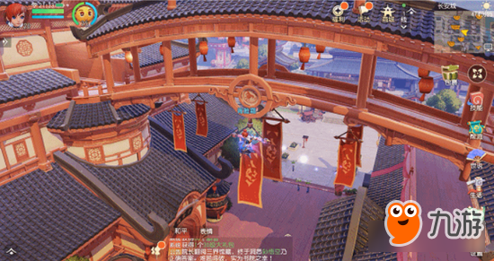 """《梦幻西游3D》惊现大批""""空中飞人""""!"""
