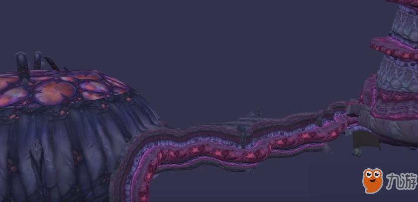 《魔兽世界》8.1副本截图预览