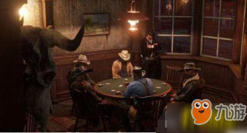 荒野大镖客2德州扑克怎么玩_德州扑克玩法攻略