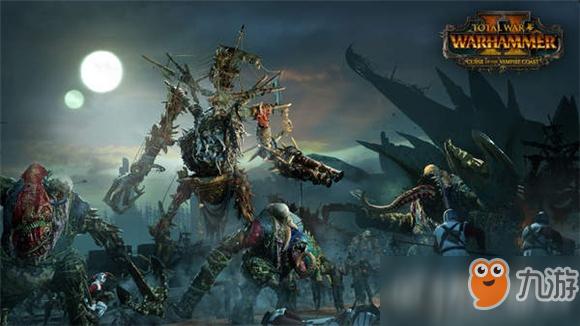 《全面战争:战锤2》DLC吸血鬼海岸的诅咒上线 新模式即将上线