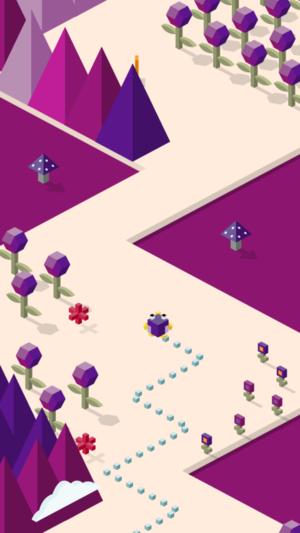 唯美的游戏场景,游戏中包含了沙漠,丘陵,平原等多种地图,清新悦耳的游