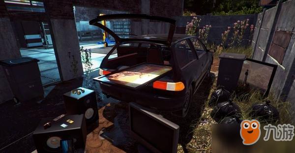 《小偷模拟器》汽车怎么处理 汽车拆解要点一览