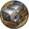 《王者荣耀》碎骨之锤属性图鉴介绍