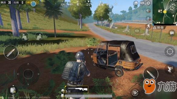 《刺激战场》三轮车怎么驾驶 教你成为刺激战场逮虾户