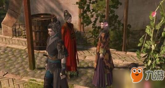 古剑奇谭3鄢陵中打探消息怎么搞-打探消息四个npc位置汇总[图]