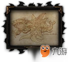 《暗黑破坏神:不朽》沙丘长尾蜥图鉴