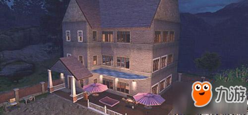 《明日之后》别墅图纸别墅计价土建图纸模型整套广联达钢筋制作图片