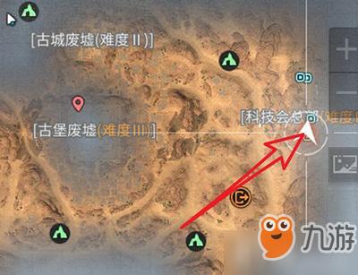 明日之后沙石堡NPC在哪 沙石堡NPC位置大全