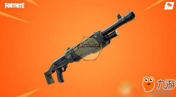 《堡垒之夜》全新霰弹枪大幅度增强