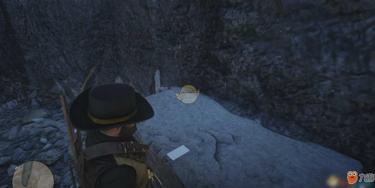 《荒野大镖客2》内华达帽获取位置分享