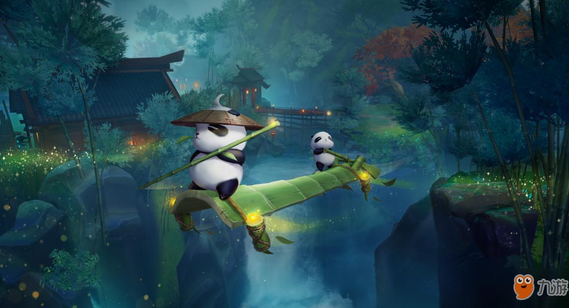 熊猫文化与游戏文化激情碰撞 《仙剑奇侠传4》手游带你重游熊猫故乡