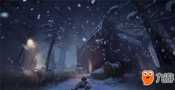 《第五人格》雪地军工厂地图图文介绍