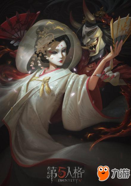 第五人格红蝶白无垢皮肤特效一览 白无垢什么样子