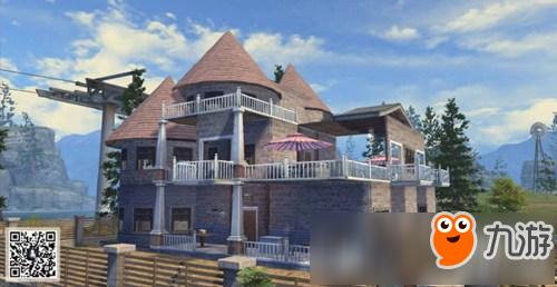 明日之后高分房子设计图 豪华建筑推荐第6期