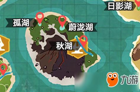创造与魔法三文鱼在哪钓 三文鱼有什么用