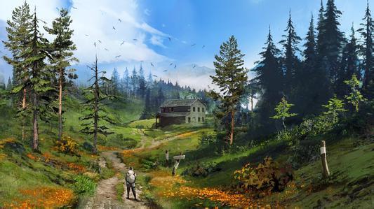 明日之后七级庄园设计图大全 7级家园建筑房子设计图详解